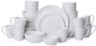Mikasa Odessa 40-Piece Porcelain Dinnerware Set