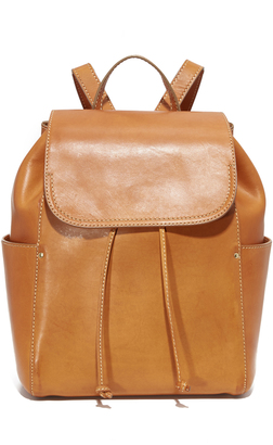 Frye Casey Backpack $478 thestylecure.com