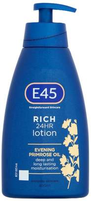 E45 Skincare Rich 24HR Lotion - 400ml