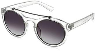 A.J. Morgan Argos Oval Sunglasses $15 thestylecure.com
