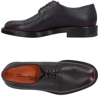 Santoni Lace-up shoes - Item 11495040XS