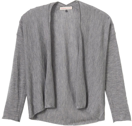 Rebecca Taylor Easy Open Cardigan