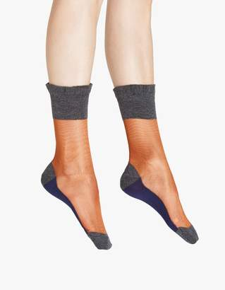 Marni Sock in Dust Apricot