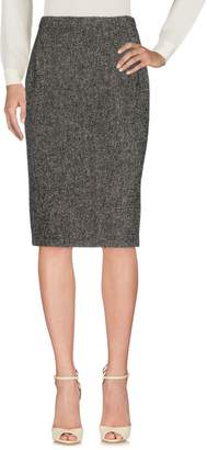 Mariella Burani Knee length skirts
