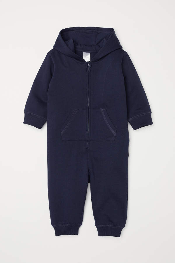 Sweatshirt Jumpsuit