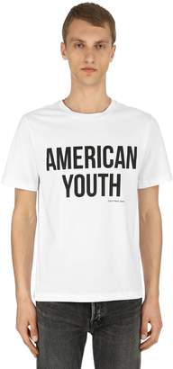 Calvin Klein Jeans American Youth Cotton Jersey T-Shirt