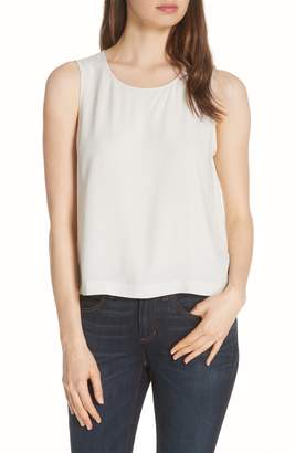 Eileen Fisher Silk Shell
