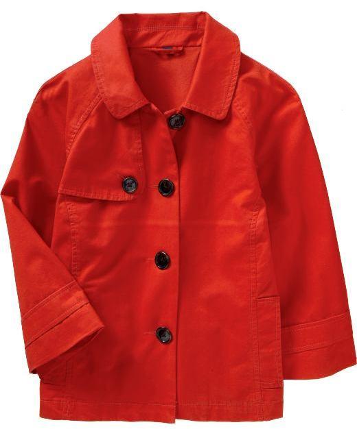 Women's Lightweight Cropped Twill Jackets