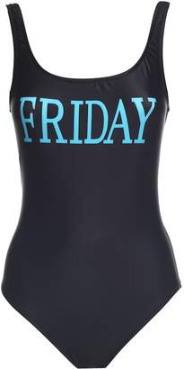 Alberta Ferretti Friday Lycra Swimsuit