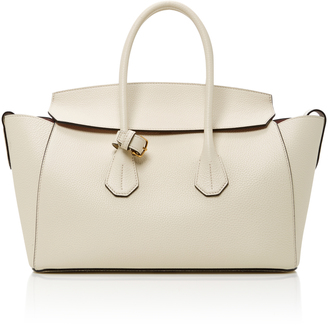 Bally Textured-Leather Tote $1,795 thestylecure.com