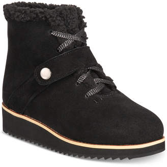 Style&Co. Style & Co Elissaa Cold-Weather Booties, Created For Macy's Women's Shoes