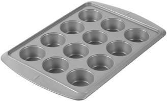 Wilton Ever-Glide Non-Stick Muffin Pan, 12-Cup