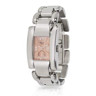 Chopard La Strada Pink gold and steel Watches
