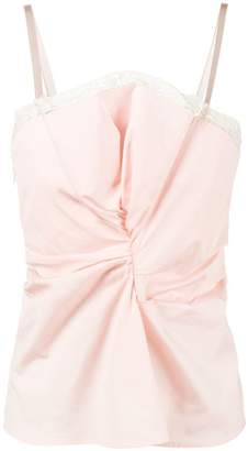 Jacquemus Le Haut Rose Top
