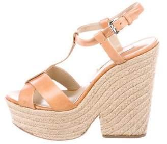 Michael Kors Platform Espadrille Sandals