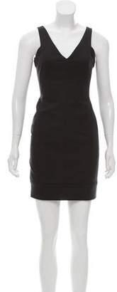 Helmut Lang Mini Sheath Dress