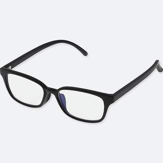 Uniqlo Square Clear Lens Sunglasses