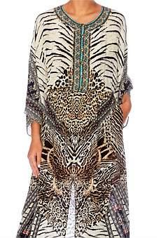 Camilla The Bodyguard Split Pocket Dress