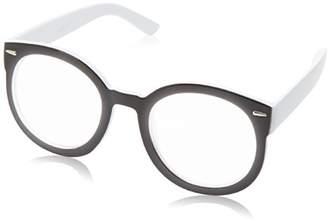 MLC Eyewear Retro Oval Style Round Sunglasses