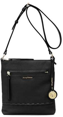 Tommy Bahama Cedros Leather Crossbody Bag