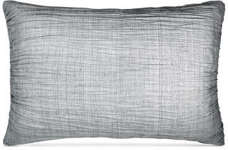 DKNY City Pleat Gray Standard Sham Bedding