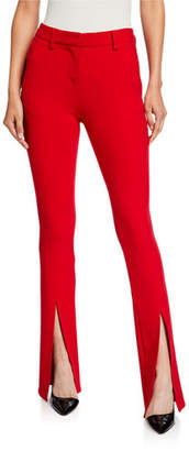 A.L.C. Conway Double-Slit Pants