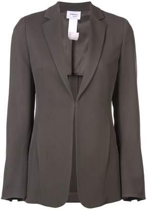 Akris Punto concealed fastening blazer