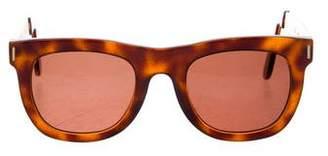 RetroSuperFuture Super by Tinted Tortoiseshell Sunglasses