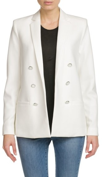 MANGO Outlet Double-Breasted Blazer