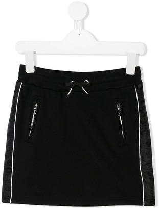 Givenchy Kids track skirt