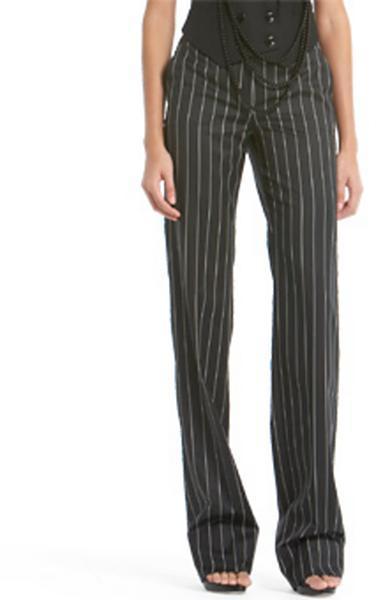 Dior Runway Pinstripe Pants