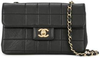 8d4ff30069cc Chanel Pre-Owned Chocolate Bar quilted CC bag