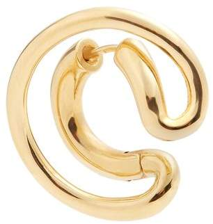 Charlotte Chesnais Ego Small Vermeil Single Earring - Womens - Gold