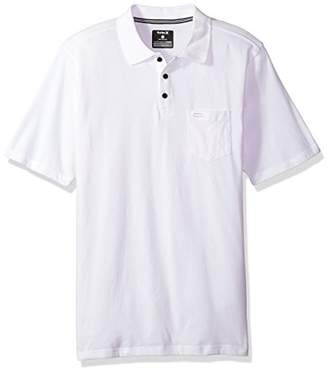 Hurley Men's Nike Dri-Fit Short Sleeve Lagos Polo