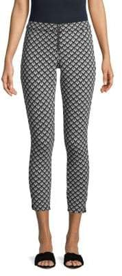 Hue Chevron Skimmer Pants