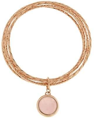 Bronzallure Bronze Quartz WSBZ00032.R Bracelet 8 cm