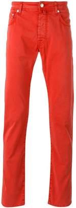 Jacob Cohen straight trousers