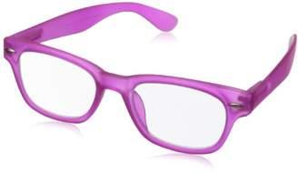 Peepers Style Six Orange Retro Reading Glasses