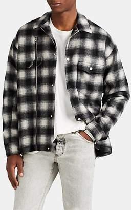 353d76f979 Men Flannel Wool Jacket - ShopStyle