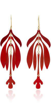 Evans Sian Inflorescence Earrings