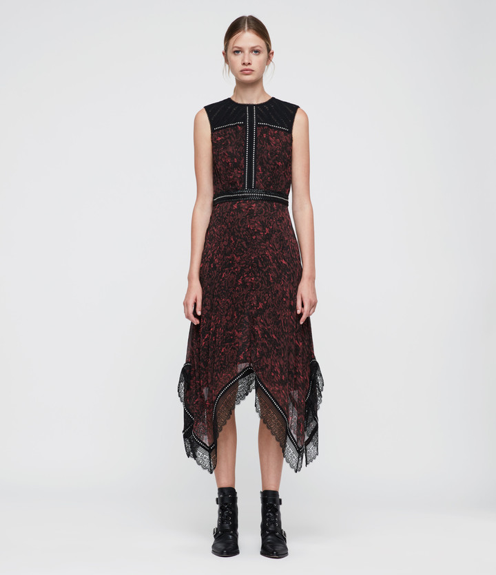 Adella Rosey Dress