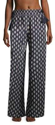 Tory Burch Wide Leg Beach Pants