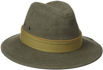 Stetson Mens Mesh Covered Hat