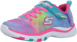Skechers Girl's Trainer LITE-Dash N'DAZZLE Fashion Sneakers