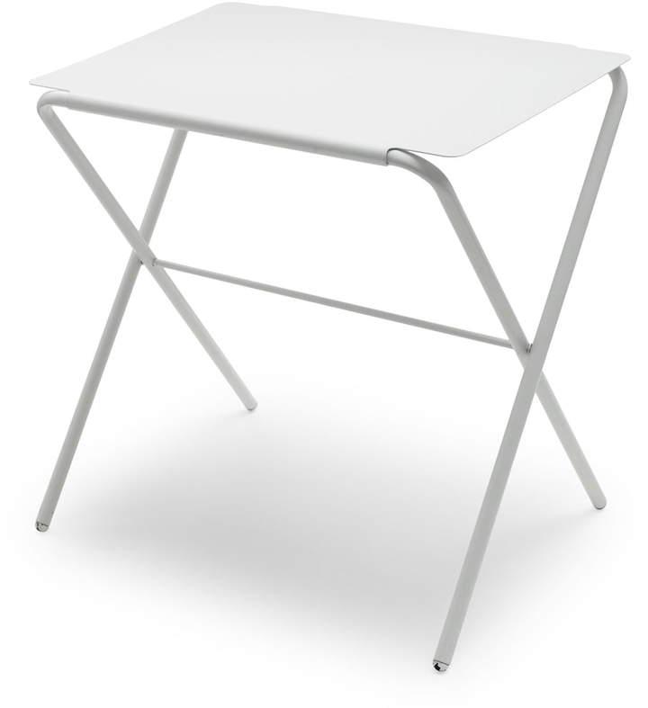 Skagerak - Bow Beistelltisch H 51 cm, silver white (RAL 9002)