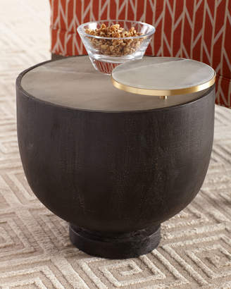 Regina-Andrew Design Regina Andrew Design Raven Side Table