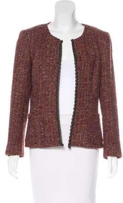 Lafayette 148 Wool-Blend Tweed Jacket
