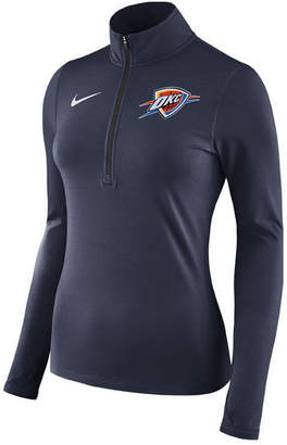 Nike Women's Oklahoma City Thunder Element Pullover