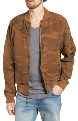 Schott NYC MA-1 Cotton Bomber Jacket
