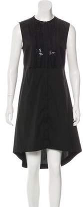 Brunello Cucinelli Sleeveless Sheath Dress